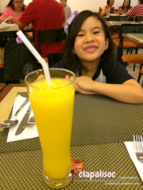 Dulcinea PH Mango Shake