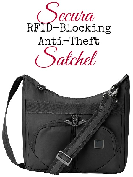 Anti-theft handbag