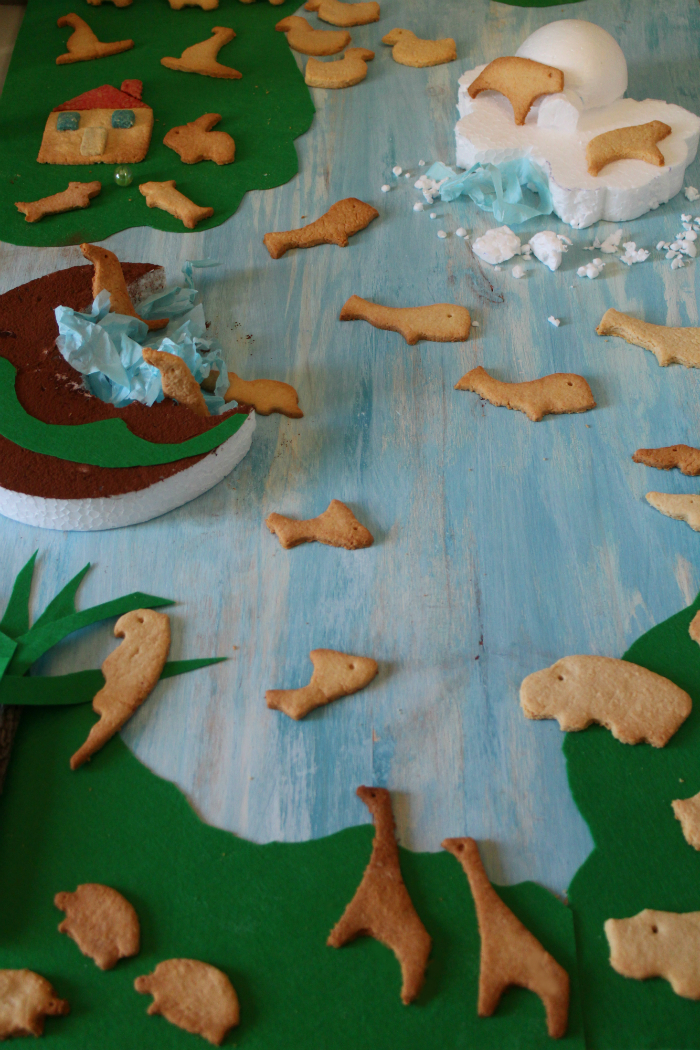 galletas-de-coco, cookie-puzzle-animals-lekue