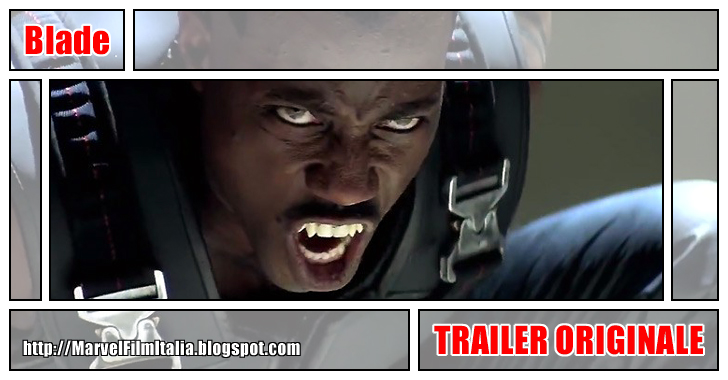 Marvel Film Italia: Blade (1998) - Trailer originale