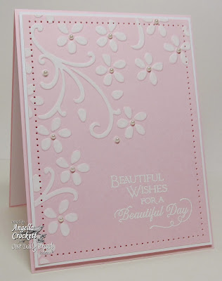 ODBD Sentiments Collection 2, Card Designer Angie Crockett