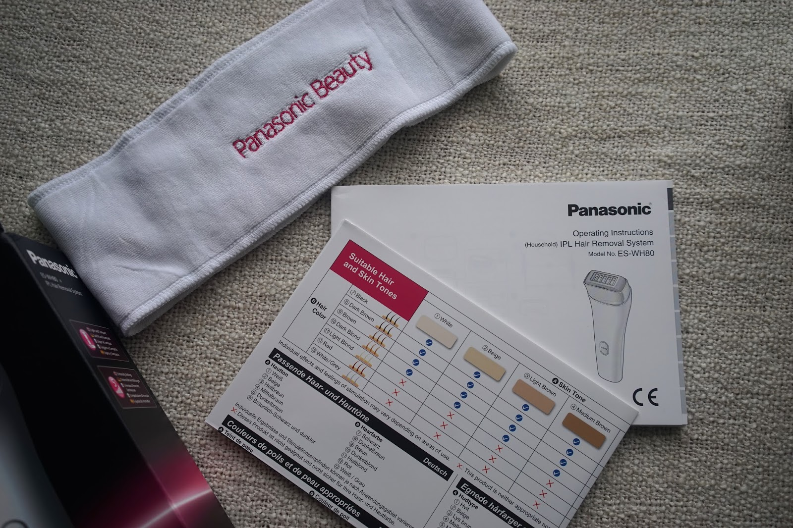panasonic ipl hair removal review