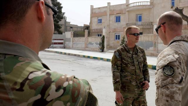 Mueren en explosión en Siria 2 militares de coalición de EEUU