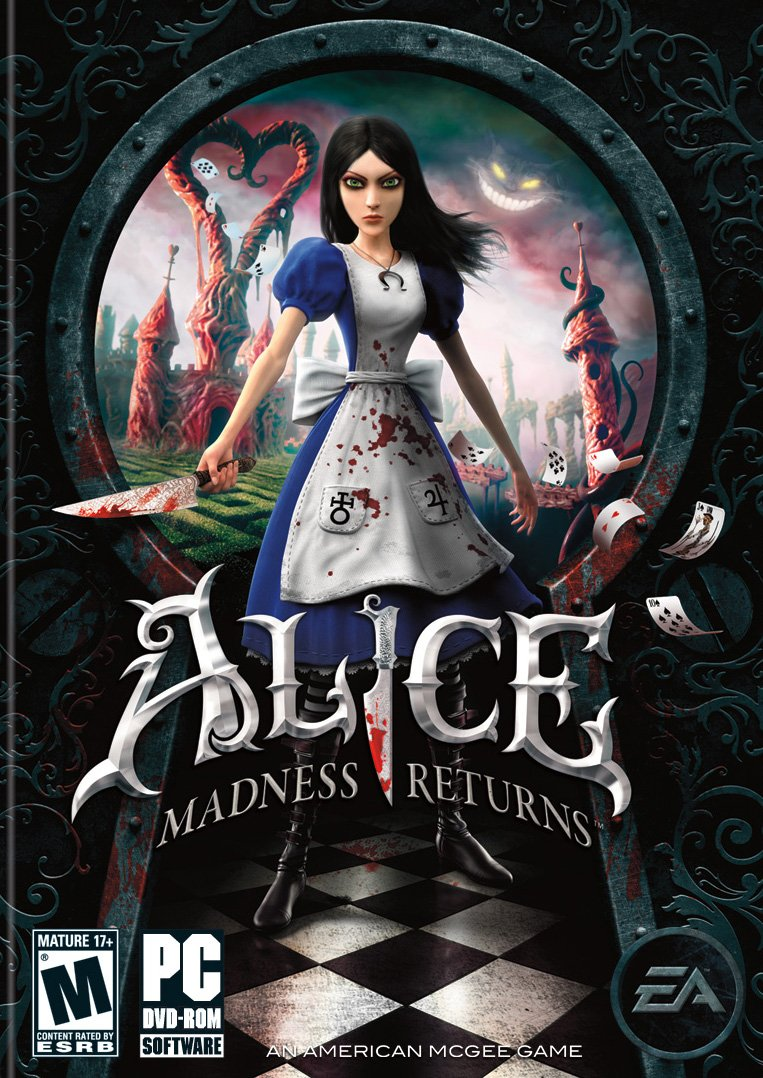 Madness within (alice madness returns)