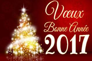 texte original sur carte de vœux bonne année