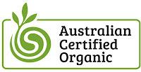 オーストラリアで正式に認証されているオーガニック製品のロゴマーク