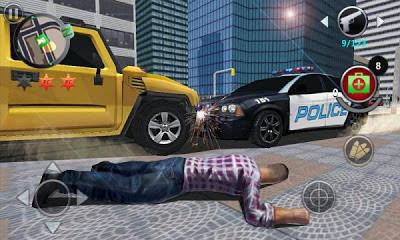 Grand Gangsters 3D v1.1 Mod+Apk (Unlimited Money)