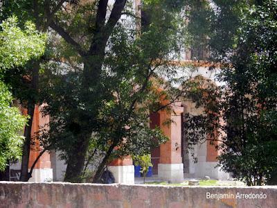El antiguo Hotel de Diligencias de Arroyozarco en proceso de restauración. Noticias en tiempo real