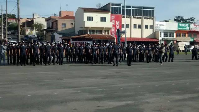 Guarda Civil de Indaiatuba forma 15ª Turma