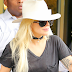 FOTOS HQ: Lady Gaga saliendo de su apartamento en New York - 01/08/16