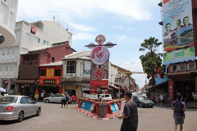 Malacca Melaka Jonker Walk