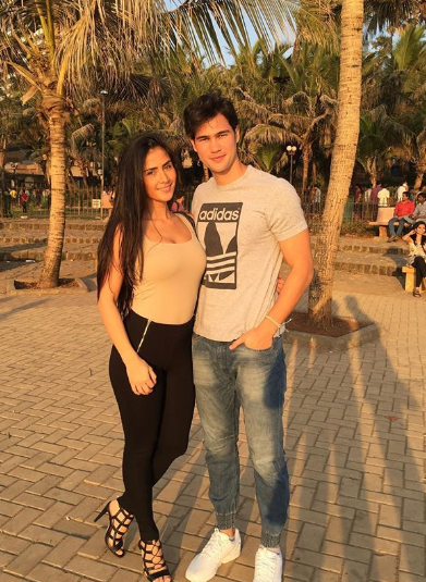 Meet The Beautiful Fiancee Of Phil Younghusband, Margaret Hall.