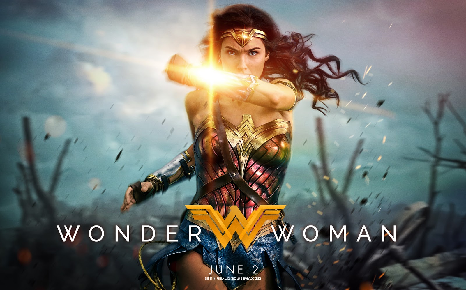 Wonder Woman [Mulher-Maravilha]