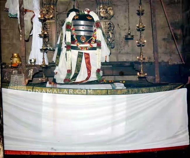 Sri Vruddhapureeshwarar Temple Main Deity
