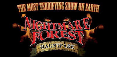 Haunted Review: Nightmare Forest (by Ash)