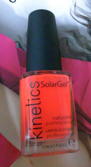Kinetics Solar Gel Spritz Apperol