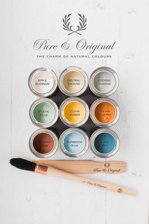 pure original river silt kleur