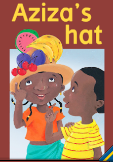 READING AZIZA´S HAT
