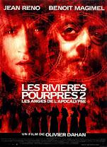 Ríos de color púrpura 2: los ángeles del apocalipsis(Les Rivières pourpres 2 - les anges de l'apocalypse )