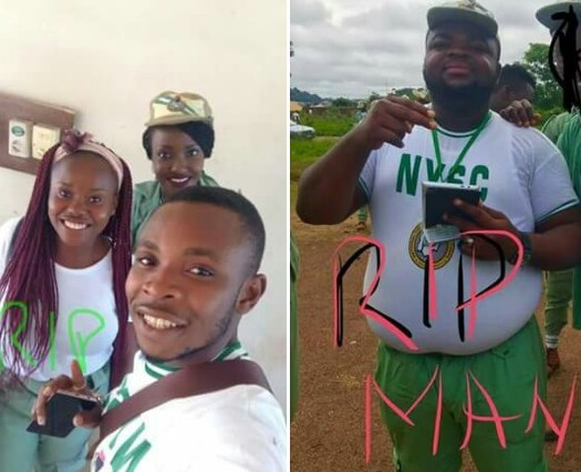 Photos: Two Corps members die in Kogi State