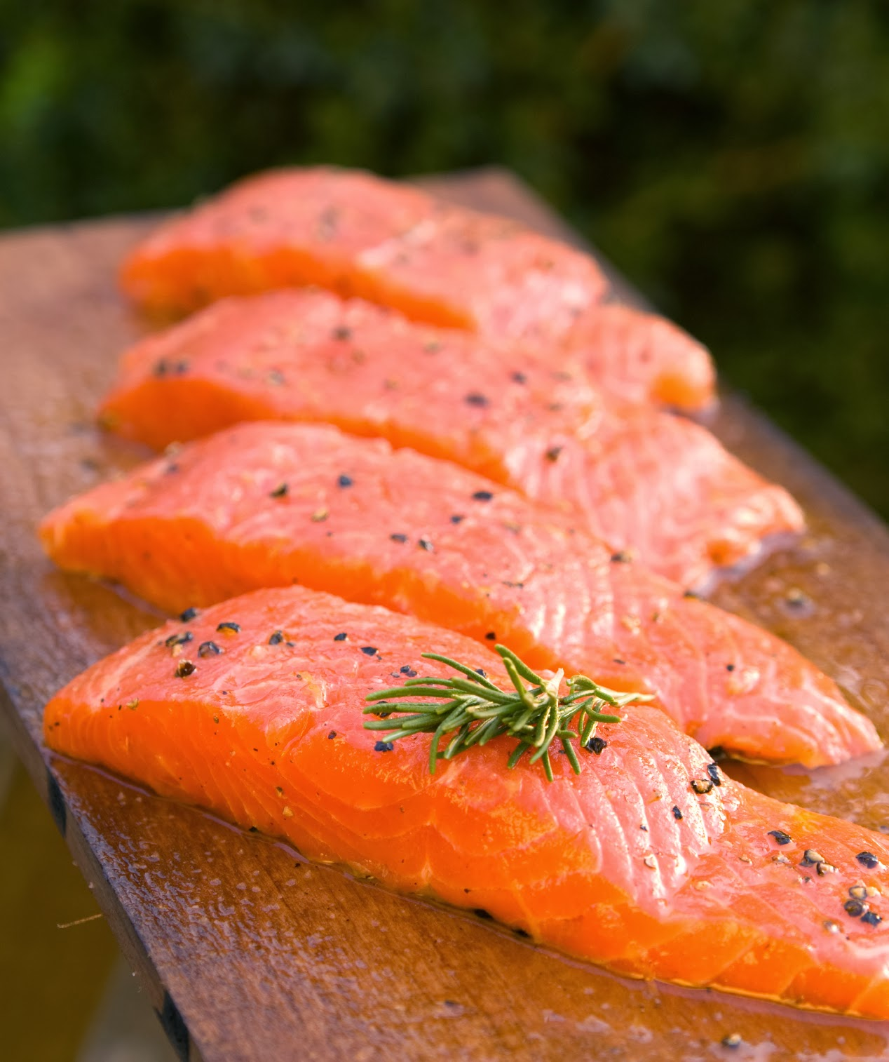 Salmon - The Source of ω - 3 (omega 3) fatty acids
