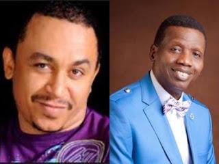 Daddy Freeze and Pastor Adeboye