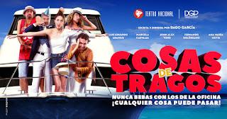 COSA DE TRAGOS | Teatro Nacional Fanny Mikey