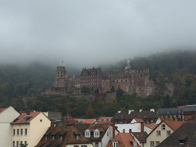 Historic Heidelberg Castle