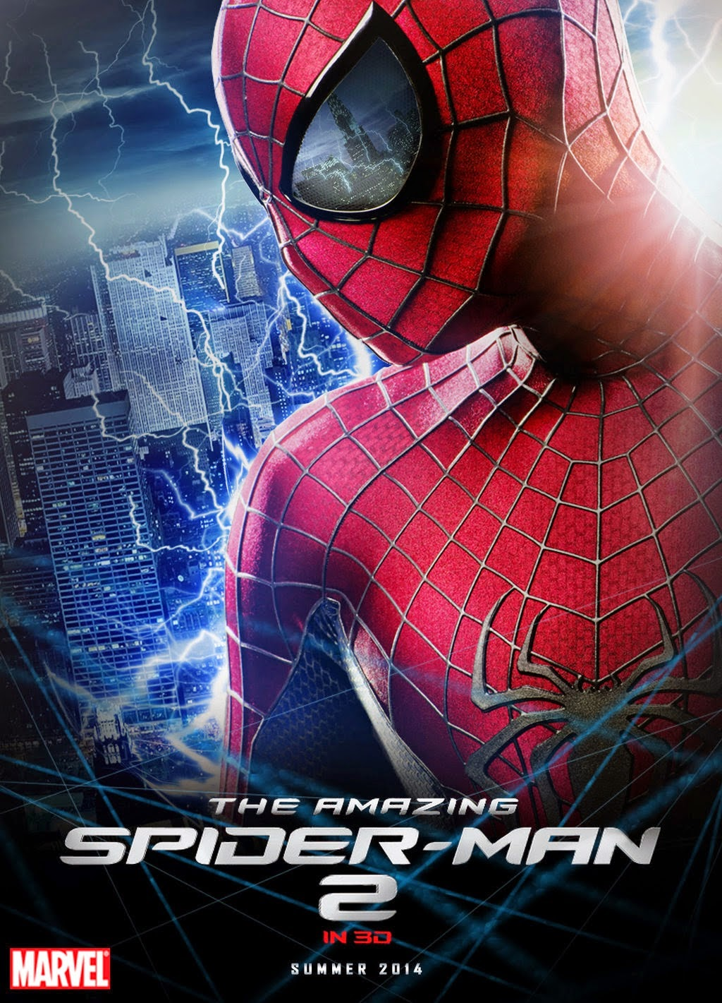 The Amazing Spider-Man 2 [2014] BluRay 720p