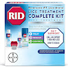 RID Complete Lice Elimination 3 Item Kit