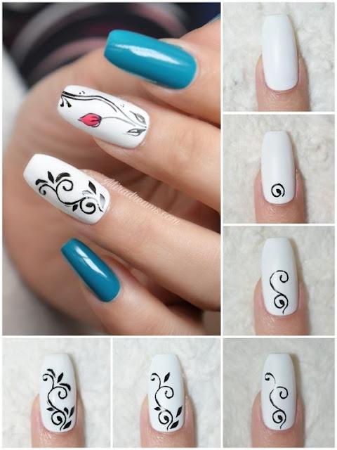 Tutoriel nail art pour les débutantes en cinq étapes