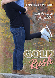 Gold Rush by Jennifer Comeaux book release and giveaway