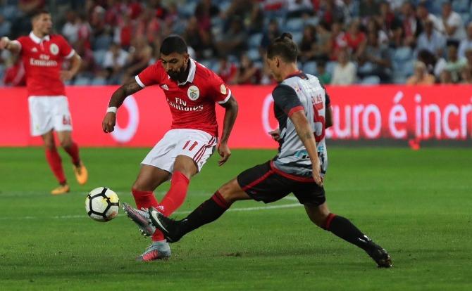 Futebol Benfica Gabriel Barbosa