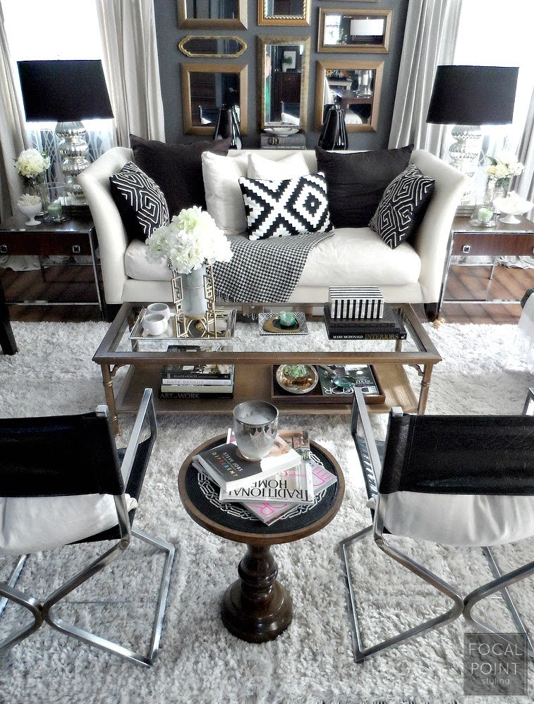 Black And White Living Room Ideas Pinterest Hd Wallpaper