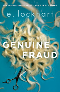 All about Genuine Fraud by E. Lockhart