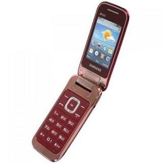 Мобильный телефон Samsung GT-C3592 Red