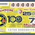 Resultados del Sorteo Especial 187 de la Lotería Nacional de México - Martes 11 de octubre de 2016