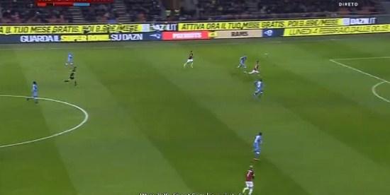 فيديو : ميلان يفوز على نابولي  29-01-2019 ربع نهائي كأس إيطاليا