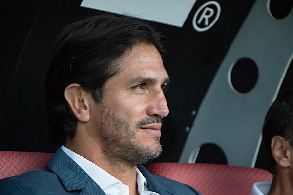 Oficial: Pumas destituye a David Patiño y firma al técnico Marioni