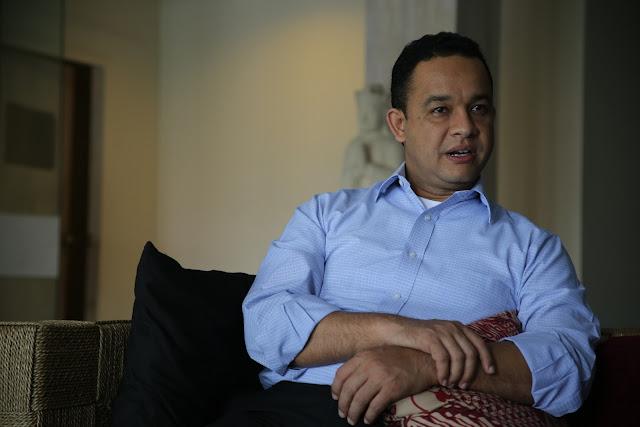 Gubernur DKI Jakarta Anies : Salahkan Pemimpin Terdahulu Soal Macet