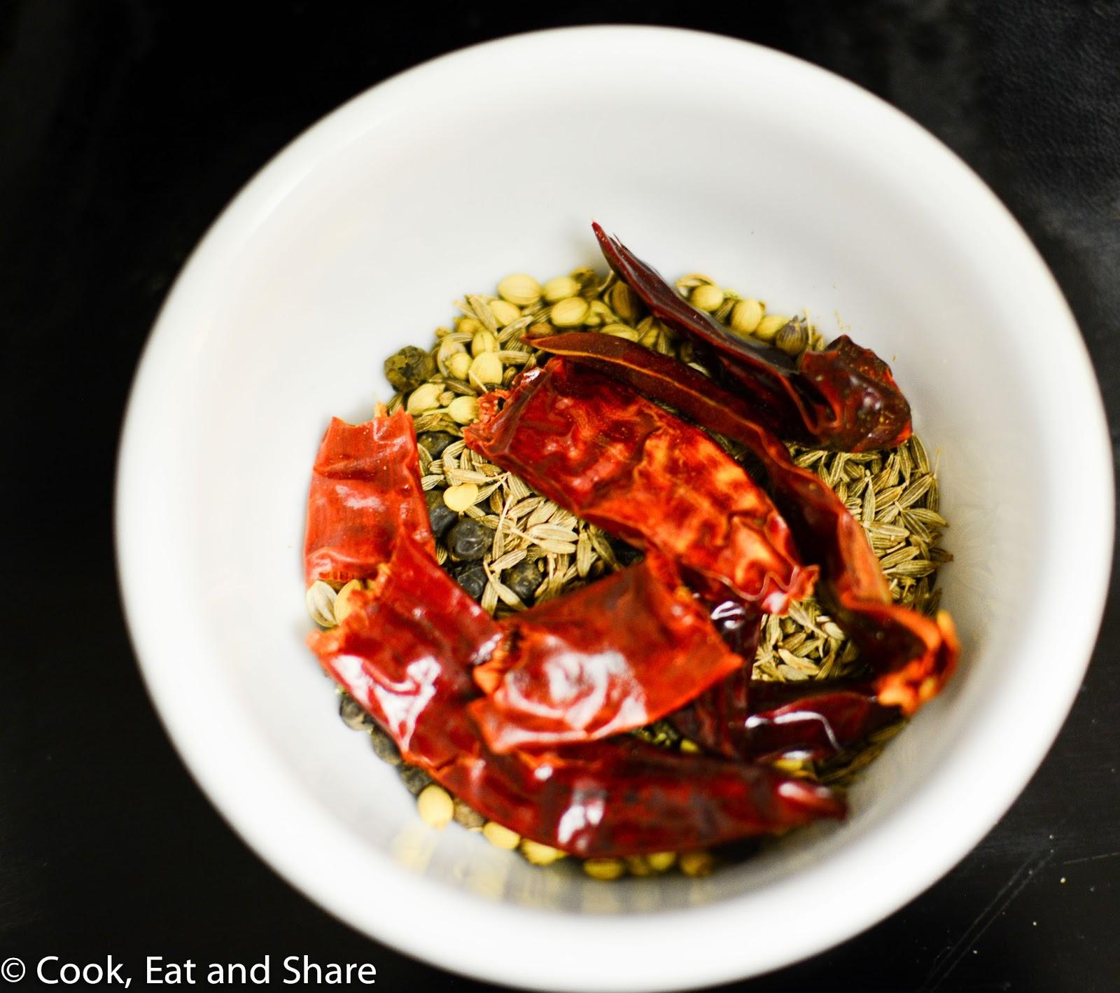 Oil Free Chicken Fry / Kerala Style Chicken Fry / Fennel ...