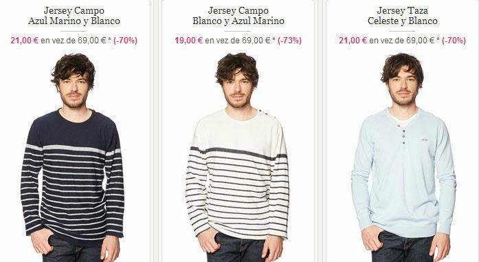 Encuentra tu jersey al mejor precio en esta oferta