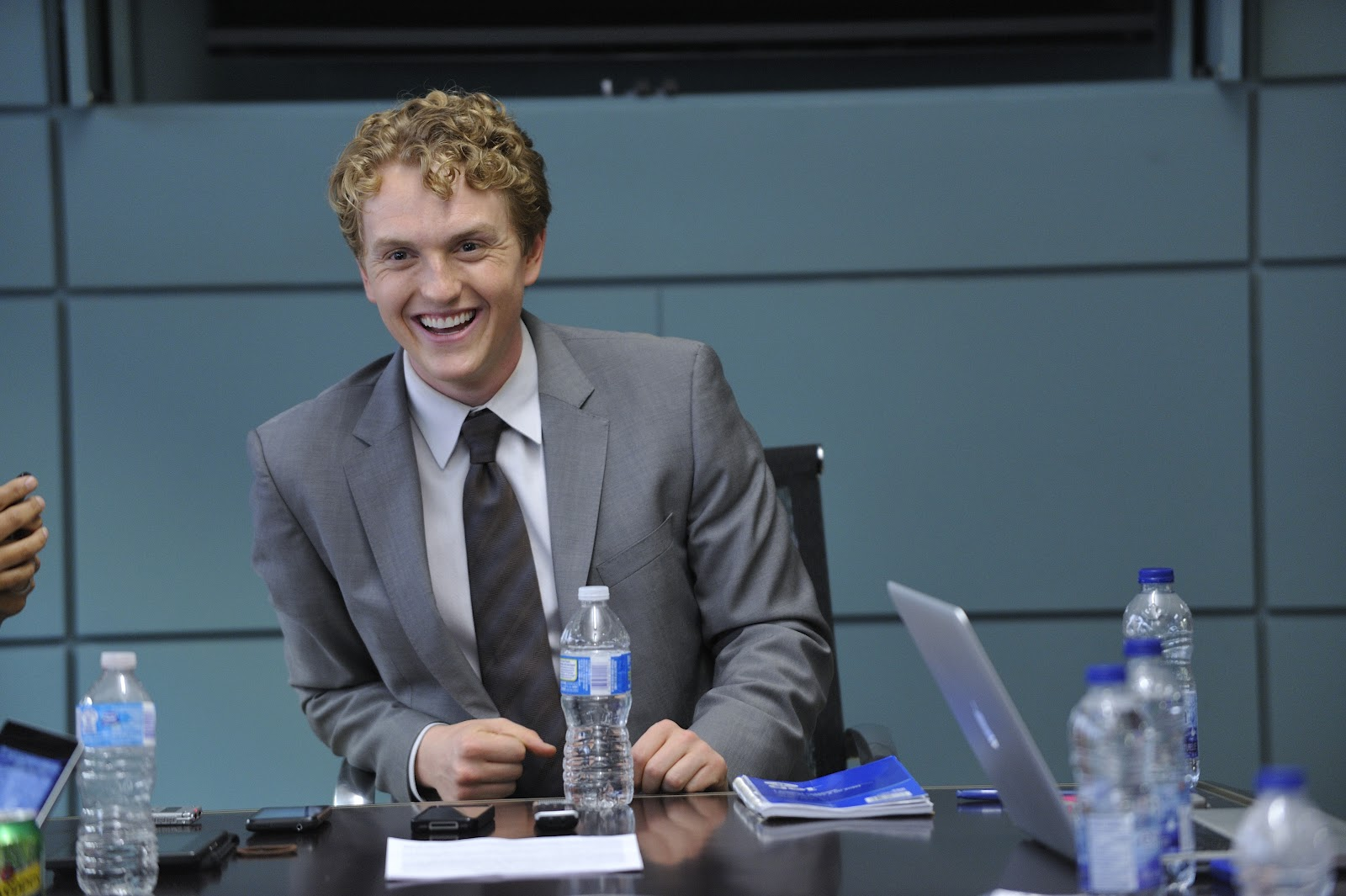 Jerome Wetzel TV: An Interview With Suits' Max Topplin