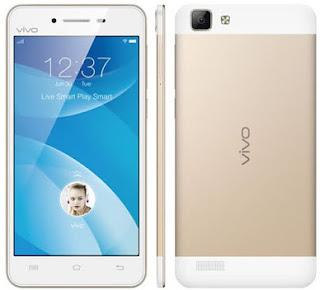 Vivo Y35 handphone 2 jutaan