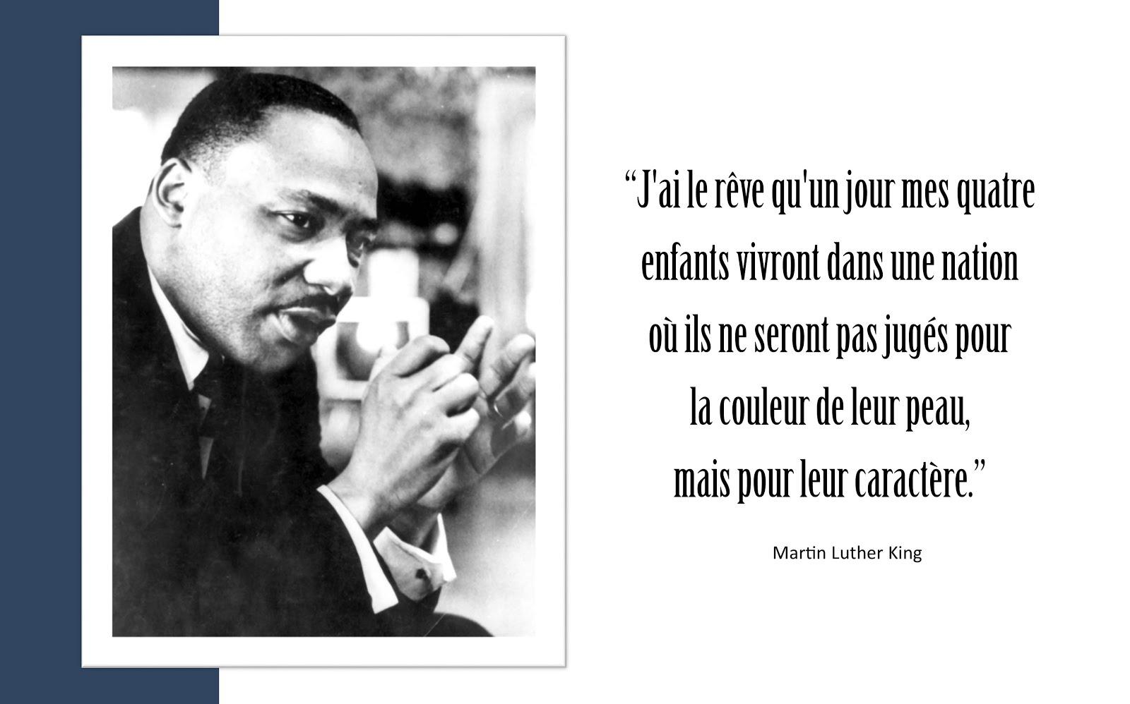Qui Est Martin Luther King Kt42 Portail Caté