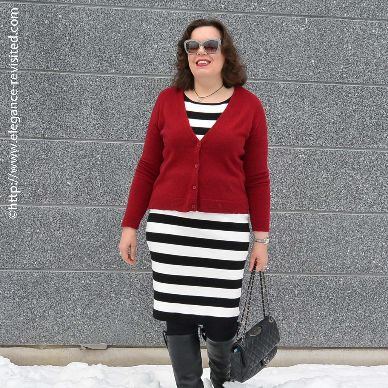 casual dress over 40