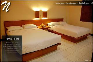 Daftar Hotel Di Pangandaran Tarif Di Bawah Rp500.000,-