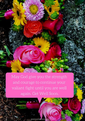 Uplifting #GetWellSoon Wishes and Quotes