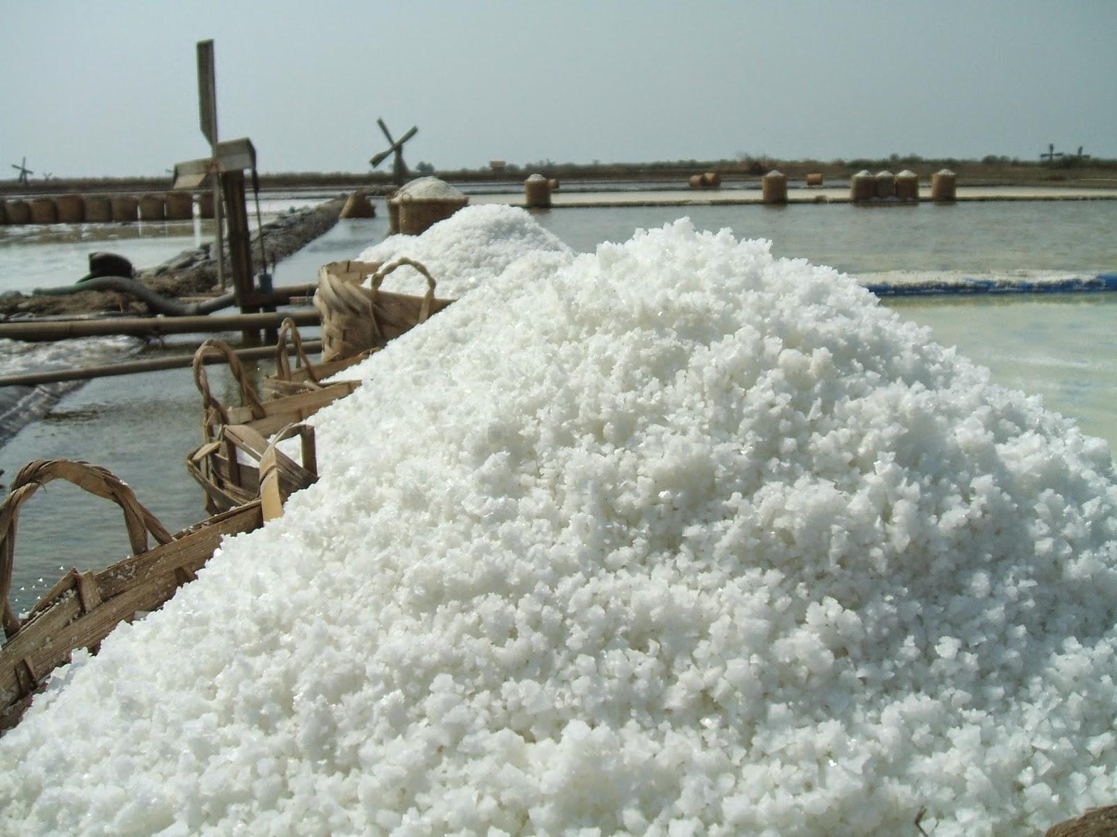 Garam Bukit Himalaya/Himalayan Rock Salt
