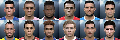 PES 2016 Facepack №10 by Andrey_Pol & Gonduras2012